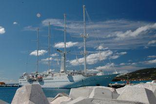 Wind Star, Sint Maarten