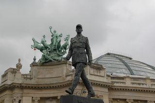 General DeGaulle, Palais Royale, Paris, France
