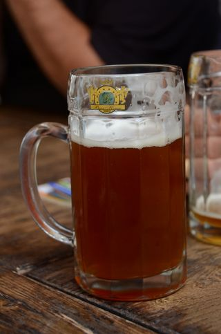 Red Beer, Beer Haus, Tallinn, Estonia