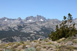 The Pinnacles, Mammoth Lakes, California