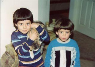 199202 01 Zeke Adam and Missy