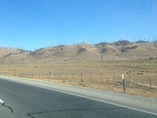 Windmills, Tehachapi, CA