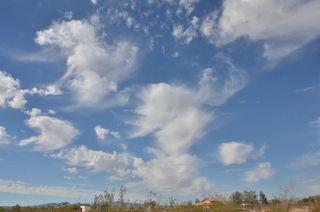 Indian Wells Valley Sky