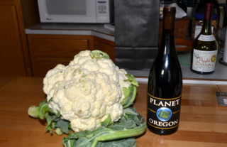 Giant Hermiston Cauliflower