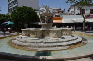 Venetian Fountain, Heraklion, Crete