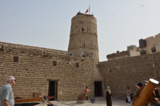 Al Fahidi Fort, The Creek, Dubai