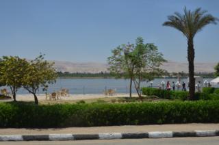 Nile River, Luxor, Egypt