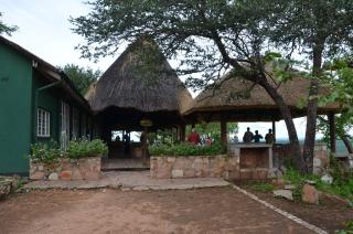 Bar/restaurant, Sinamatella Camp, Hwange National Park