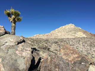 White Peak, Coso Range, CA