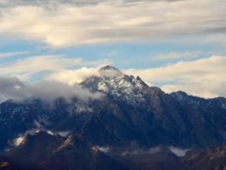 Owens Peak, Sierra Nevada Range